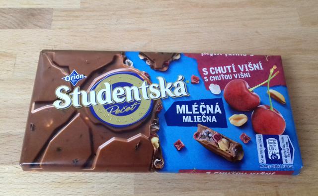 studentska cseh csoki