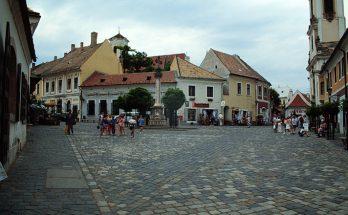 Szentendre Fő tér