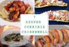 7 cukkinis csirkemell recept, amit muszáj kipróbálni
