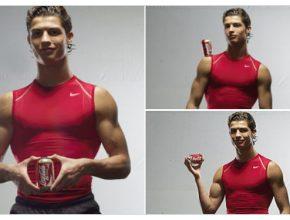 Cristiano Ronaldo Coca Cola reklám