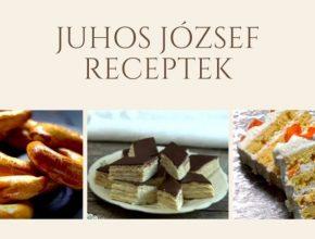 Juhos József receptek