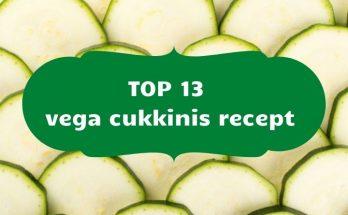 top 13 vega cukkinis recept