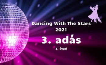 dancing with the stars 2021. 3. adás